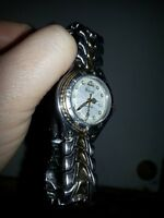 Woman's Bulova marine Star watch in perfect working order