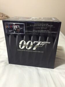 007 James Bond 42 disc DVD box set
