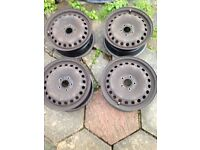 Ford 16 inch steel wheels