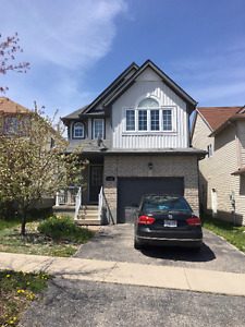 4 Bedroom House for Rent in Waterloo, Most Desirable Location!