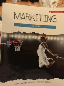 Marketing course book