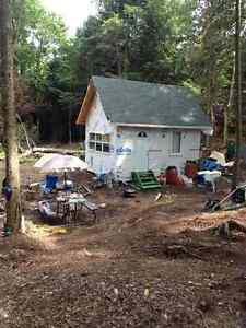 Hunting lot in algonquin highlands for sale Hunt camp W permit Peterborough Peterborough Area image 2