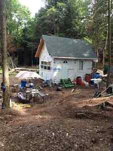 Hunting lot in algonquin highlands for sale Hunt camp W permit