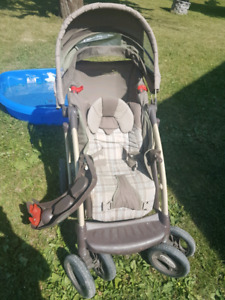 Graco foldable stroller