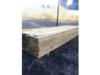 3.6m fence boards