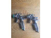 Sata minijet spray guns