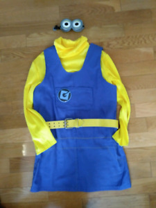 COSTUME HALLOWEEN MINION