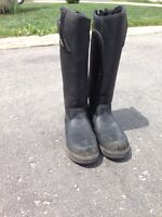 Mountain horse winter boots size 1
