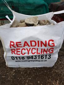 Rubble skip bag skip hire Reading