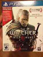 Witcher 3 wild hunt with bonus content