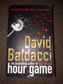 hour game thriller book for adults