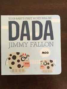 Brand New - Jimmy Fallon's Your Baby's First Words Will Be Dada