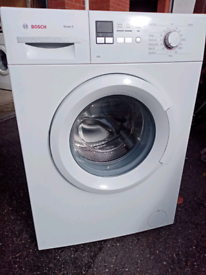 6kg 1400 spin Bosch maxx 6 washing machine