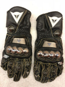 Dainese Full Metal Pro Race Track Motorcycle Gloves - XS