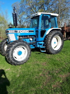 Ford 8210 2 series