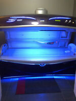UWE SCLASS TANNING BED TOP OF THE LINE