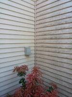 exterior cleaning siding windows Gutters . great prices