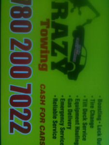 Crazy Towing 7802007022