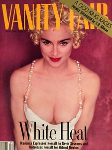 INUSITÉ! Collection de couvertures de magazines 8½X11 Madonna