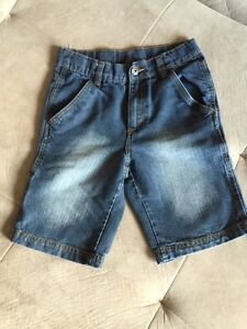 Boys Jean Shorts Size 8
