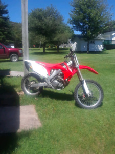 CRF  450R  2012 FOR SALE OR TRADE