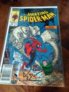 Amazing Spiderman Comic Issue 303