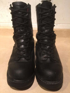 Men's Thinsulate Insulation Ultimate Viper Leather Boots Size 10 London Ontario image 5