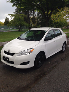 2012 Toyota Matrix L Wagon