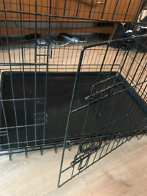 DOG Cage FROM ARGOS RRP £59