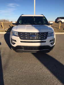 BRAND NEW 2017 FORD EXPLORER LIMITED AWD!