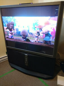 "Sony 53"" 1080i HD Rear-Projection Television"