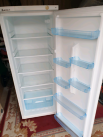 LEC tall fridge, excellent and extremely clean. Delivery