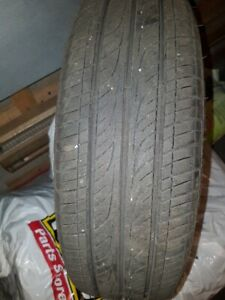 $200-Honda Acord Summer Tires (4) on rims Size 175/65/R14.