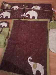 Ensemble de literie(éléphant)