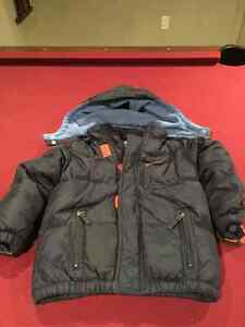 Boys Gap Down Filled Jackets