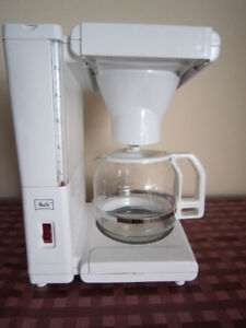Melita Coffee Maker