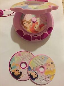 Kids Disney princess cd player London Ontario image 1