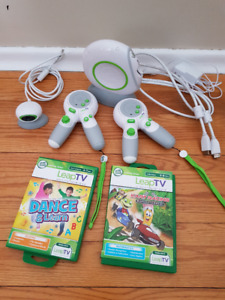 Leap Frog LeapTV console