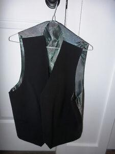 Veston et chemise mauve (large) + housse Félix