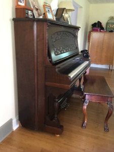 Antique BELL piano, 18–'s