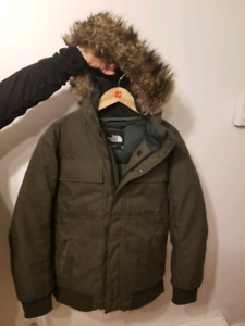 North face winter jacket hyvent