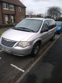 Chrysler Grand Voyager 2.9 Diesel Automatic