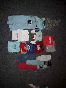 Boys 0 - 3 month clothes
