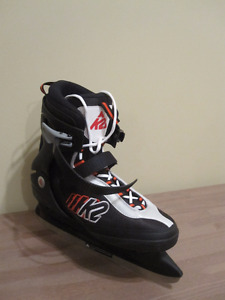 K2 recreational ice skates - size 12