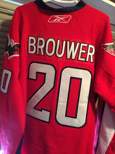 Replica Troy Brouwer #20 Washington Capitals Jersey Prince George British Columbia image 1