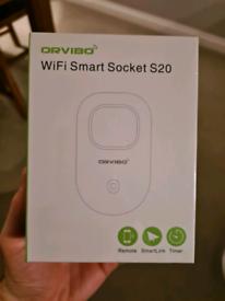 Orvibo WiFi smart socket s20