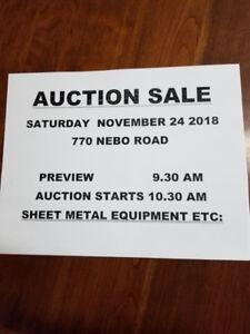 AUCTION NOVEMBER 24 2018