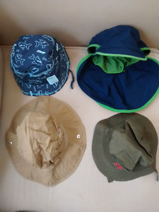 $5 each infant summer hats in great condition
