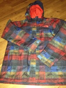 Like new North Face jacket 10-12