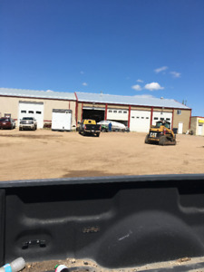 Industrial Shop/Office/Yard Space For Lease